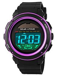 Reloj Smart Resistente al Agua Long Standby Deportes Múltiples Funciones Reloj Cronómetro Despertador Calendario Cronógrafo OtherNo hay