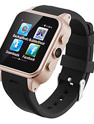 YYPW308 Smart Bracelet/Smart Watch/3G Network / WIFI Bluetooth / Sleep Monitor / Mailbox / Raiser Hand Screen for IOS Android