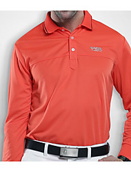 Men's Short Sleeve Golf Jersey + Shorts Outdoor Running/Jogging Outdoor