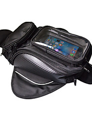 Motorbike Oil Fuel Tank Bag Riding Luggage Phone Case BagL