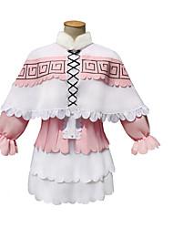 Cosplay Kostüme Kleider Cosplay Tops / Bottoms Mehre Accessoires Inspiriert von Cosplay Cosplay Anime Cosplay AccessoiresKleider Blusen