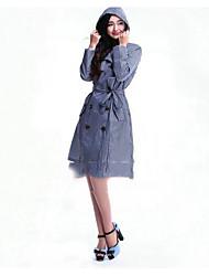Women's Raincoat/Poncho Camping / Hiking Rain-Proof All Seasons