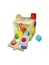 Игры с последовательностью Для получения подарка Конструкторы Хобби и досуг Квадратная Дерево 2-4 года 5-7 лет Игрушки