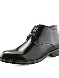 Herren Stiefel Klassisch & Zeitlos Komfort Cool Modische Stiefel Stiefeletten Bullock Schuhe Kunstleder Frühling/Herbst WinterSonstiges
