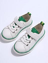 Boys' Sneakers Comfort Light Soles Spring Summer Outdoor Athletic Casual Walking Gore Flat Heel Green Ruby Black Under 1in