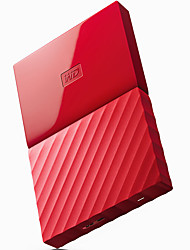 Wd wdbynn0010brd-cesn 1tb 2.5 pollici hard disk esterno usb3.0