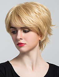 Fashion Short Hair Outside the Alice Wigs High Quality Human Hair For  Women
