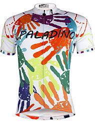 Breathable And Comfortable Paladin Summer Male Short Sleeve Cycling Jerseys DX757