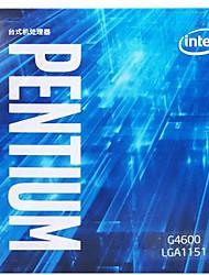 Intel Pentium с двухъядерным процессором g4600 cpu