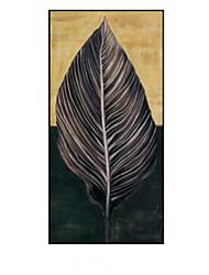 A fleurs/Botanique Art 3D Encadré Art mural,Polystyrène Matériel Noir Sans Passepartout Avec Cadre For Décoration d'intérieur Cadre Art