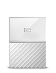 WD New My Passport 4TB 2.5-Inch Mobile Hard Disk WDBYFT0040BWT-CESN