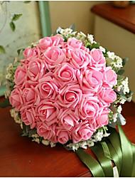 Свадебные цветы Свадебное белье Обручение Подарок 30 см