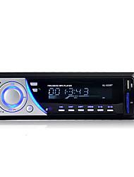 1 DIN reproductor de radio bluetooth pantalla de música en estéreo de radio auto de audio del coche OLED MP3 aux fm libres con puerto