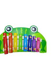 Building Blocks Frog Wood Children's