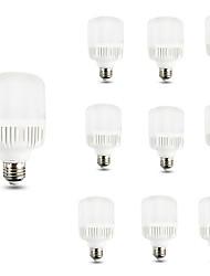 9W E27 Lampadine globo LED A70 10 SMD 2835 800 lm Luce fredda Decorativo AC 220-240 V 10 pezzi