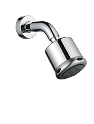 Modern Style Single Chrome Feature for  Rain Shower , Shower Head