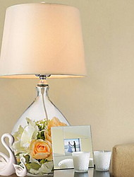 40 Modern/Contemporary Traditional/Classic Table Lamp , Feature for LED , with Other Use Dimmer Switch