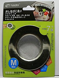 Filter Drain Stoppers Stainless Steel Bath Caddies