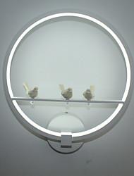 AC 100-240 19 LED Intégré Moderne/Contemporain Peintures Fonctionnalité for LED,Eclairage d'ambiance Appliques murales LED Applique murale