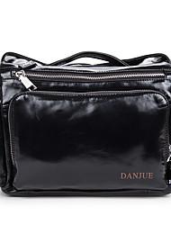 Men Shoulder Bag Cowhide All Seasons Business Bag Casual Messenger Bag High Quality Male Travel Bag D9018-2