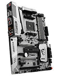 MSI X370 XPOWER GAMING TITANIUM Motherboard AMD X370 / Socket AM4