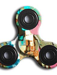 Spinner à main Jouets Ring Spinner ABS EDC Nouveautés & Farces