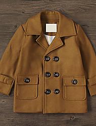 Children's Fashion Trench Coat