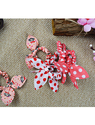 bowknot Pet accessories Environmental protection