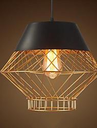 Créatif personnalité restaurant lustre salon chambre moderne minimaliste scandinave fer lampe lampe de bureau industrie