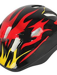 Детские шлем Плотное облегание Демпфирование Износоустойчивый Воздухопроницаемый шлемГорные велосипеды Шоссейные велосипеды Катание на