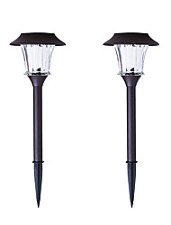 2PCS Outdoor Solar Lights