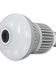 Интеллектуальные огниФотоаппарат Управление APP LED Удаленное наблюдение Автоматическая сигнализация маскировка Съемный Беспроводное