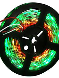 72W Faixas de Luzes LED Flexíveis 6950-7150 lm DC12 V 5 m 300 leds RGB