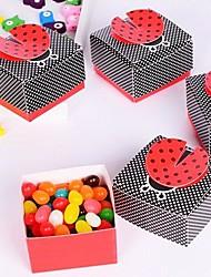 12 Шт./набор Фавор держатель-Морская раковинаКоробочки Мешочки Сувенирные шкатулки Горшки и банки для конфет Упаковка и коробки для