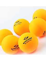 6pcs 1 Star Ping Pang/Table Tennis Ball