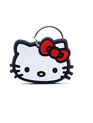 Key Chain Cat Rubber