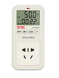 uni-t branco ut230a-ii para medidor de energia