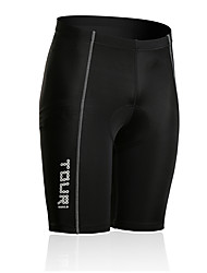SPAKCT Pantalones Acolchados de Ciclismo Hombre Bicicleta Shorts/Malla corta Pantalones Cortos Acolchados CiclismoEspándex Elastán Táctel