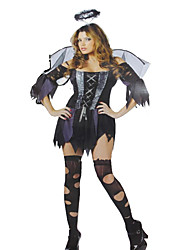 Cosplay Costumes Masquerade Party Costume Princess Fairytale Cosplay Festival/Holiday Halloween Costumes Others VintageDresses Wings