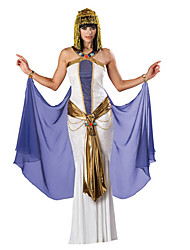 Cosplay Costumes Party Costume Queen Egyptian Costumes Cosplay Festival/Holiday Halloween Costumes VintageDress Waist Accessory
