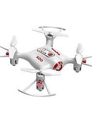 Dron X20 4.0 6 Ejes - Quadcopter RC 1 x Manual de Usuario 1 x Mando a Distancia 1 x Cargador Cable USB Destornillador