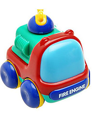 Toys Plastics Fire Engine Vehicle