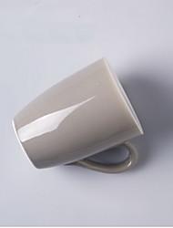 Porcelain Japanese Handmade Milk Ceramic Cup Retro Simple Creative Mark Water Cup