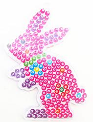 Kit de Bricolage Jouet Educatif Puzzle Art & Dessin Rabbit Nouveauté 6 ans et plus