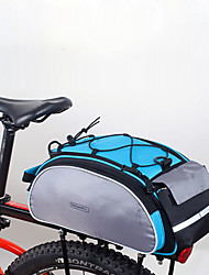 Bike Bag Bike Trunk Bags Back Pocket Outdoor Bicycle Bag 600D Polyester Cycle Bag Cycling Bicycle Shelf Bag
