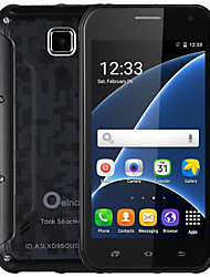 OeinaS6 5.0 pulgada Smartphone 3G ( 512MB + 8GB 2 MP Quad Core 2000mah )