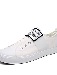 Men's Trainers Fashion Sneakers Loafers & Slip-Ons Casual Breathable Board Canvas Shoes