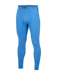 Men's Women's Running Pants Tights for Running/Jogging Exercise & Fitness Cotton Tight Black Orange Blue