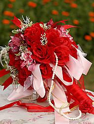 Bouquet sposa Bouquet Matrimonio 24cm