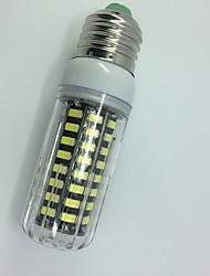 10W Ampoules Maïs LED T 72 SMD 5733 1000 lm Blanc Chaud Blanc Décorative Intensité Réglable AC 100-240 V 1 pièce
